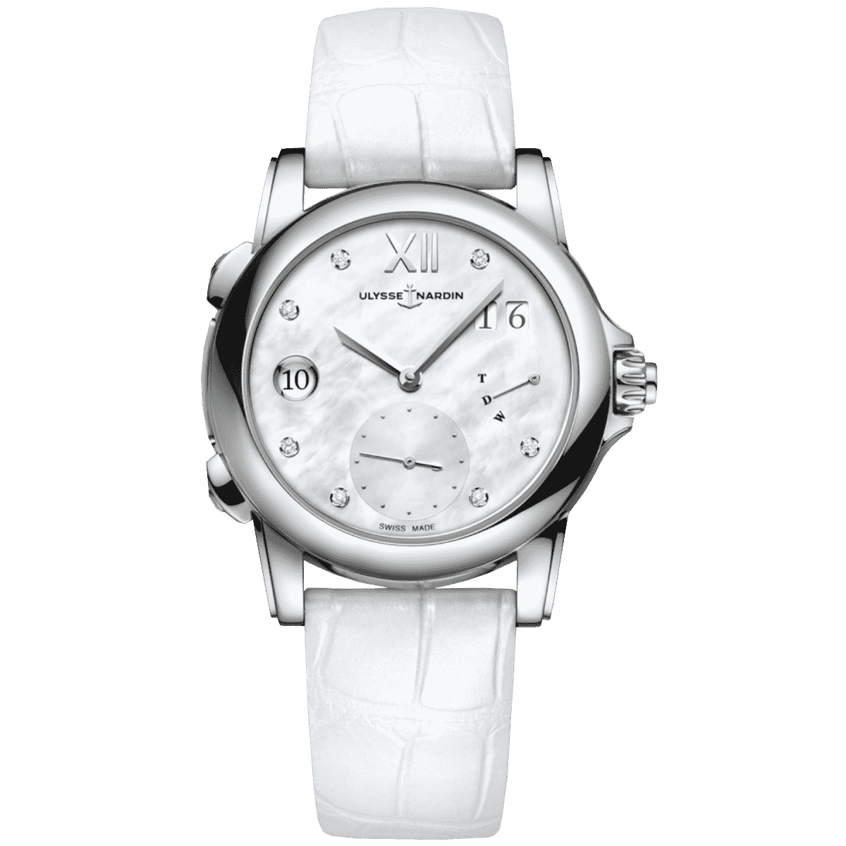 Женские Часы Dual Time Manufacture Ladies