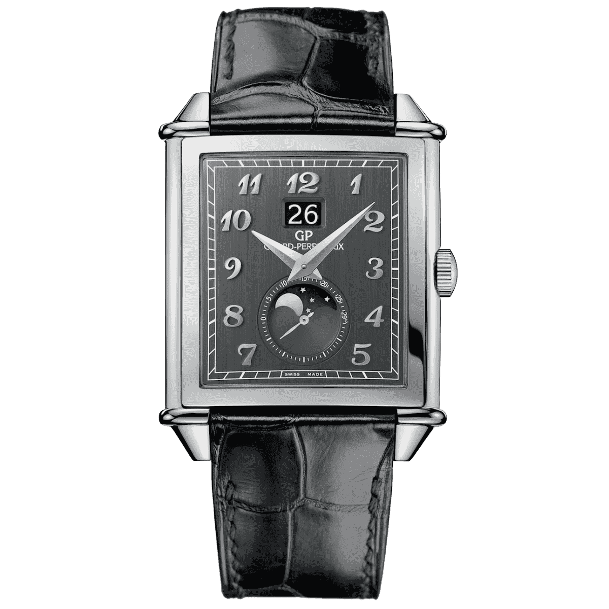Мужские Часы Vintage 1945 XXL Large Date And Moon-Phases
